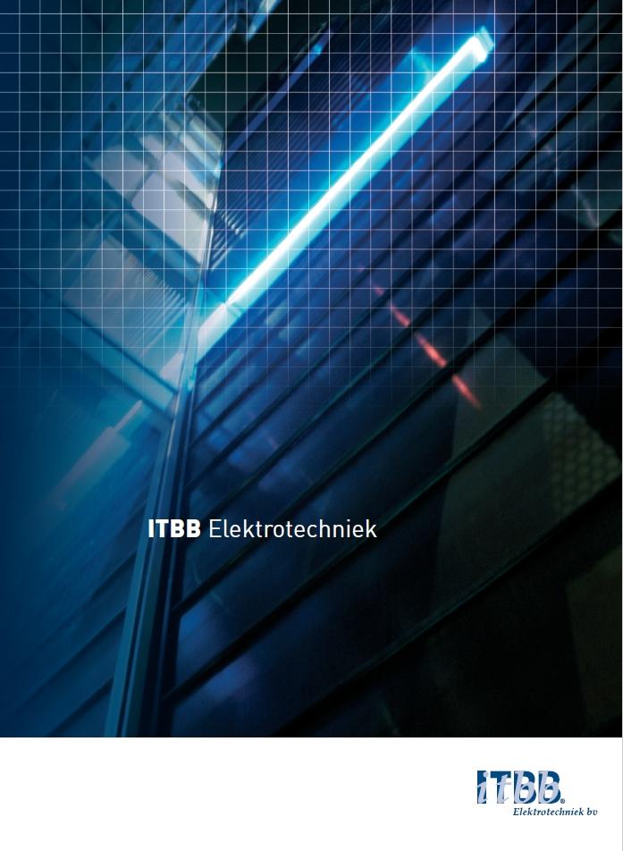 ITBB Elektrotechniek Front folder