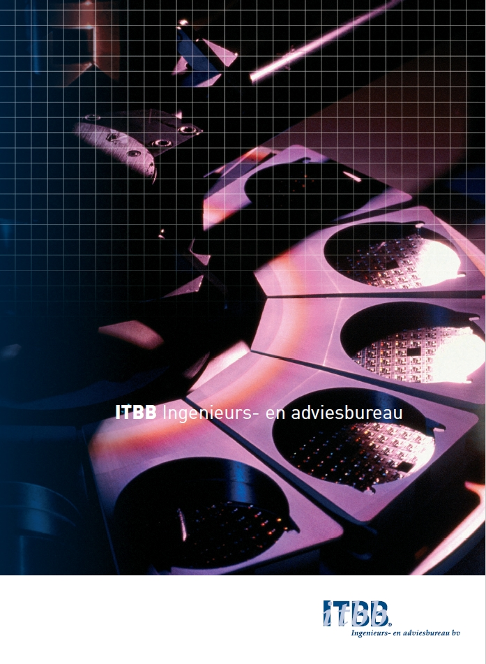 ITBB Ingenieurs en adviesbureau folder