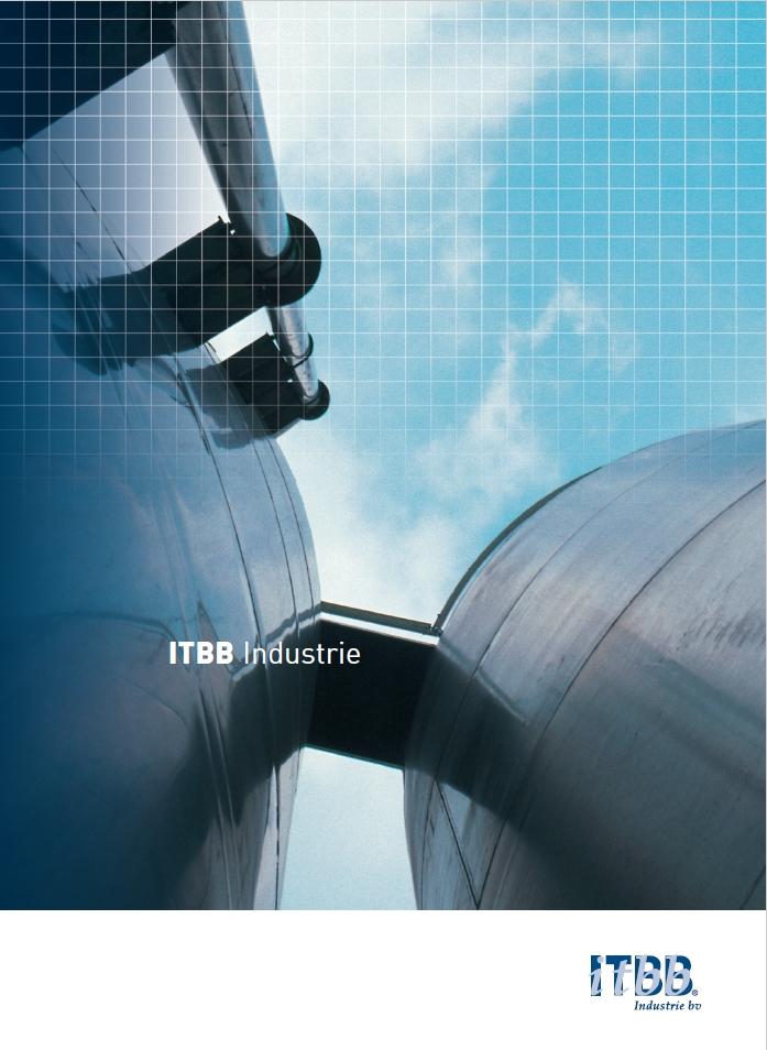 ITBB Industrie Front folder