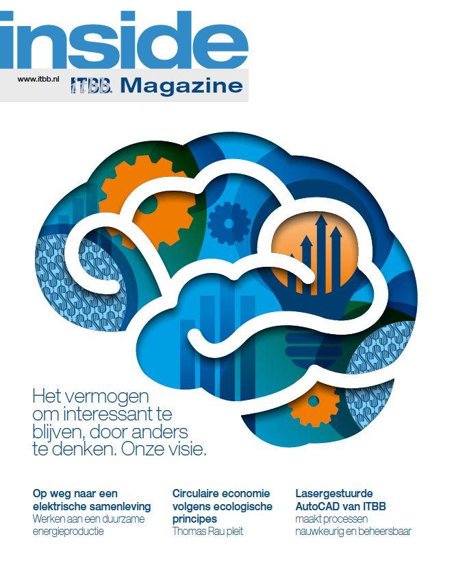 Voorkant itbb magazine 5