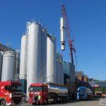 Industriebedrijven Friesland campina Domo Bedum