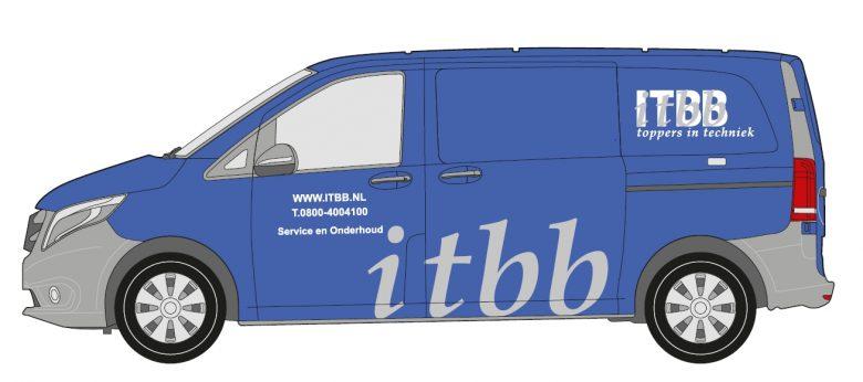 ITBB S&O Bedrijfsauto Service- en onderhoud management