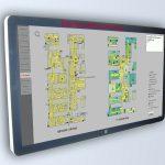 ITBB Digitaal-brandmeldpaneel Brandbeveiliging