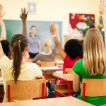 Klaslokaal onderwijs