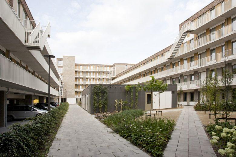 85 appartementen Tellepark te Heerenveen