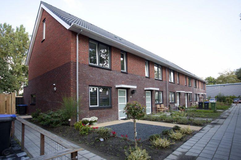 Lavendelweg te Groningen