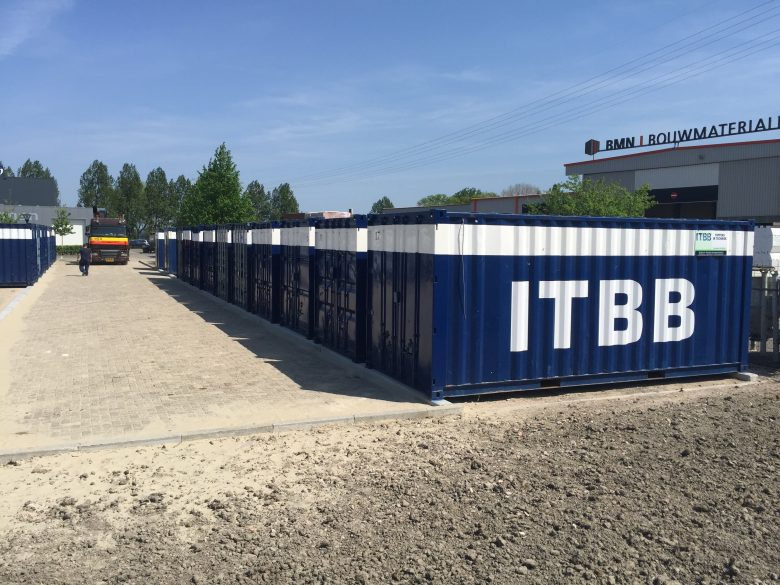 Containeropslag ITBB Groningen 6
