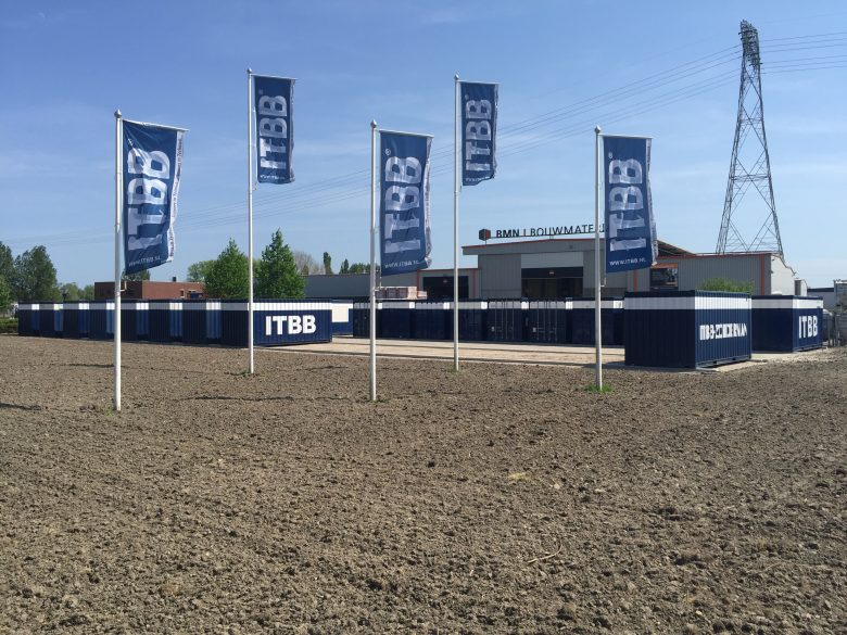 Containeropslag ITBB Groningen 7