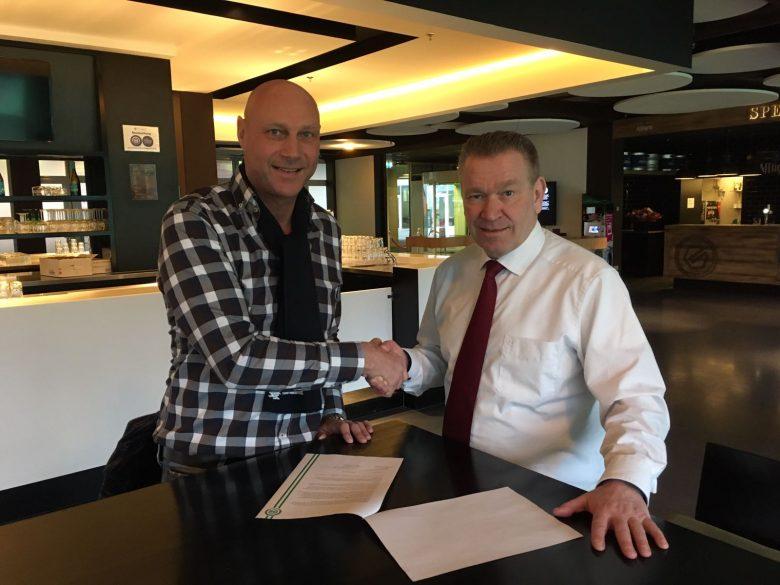 ITBB Sponsorcontract FC Groningen