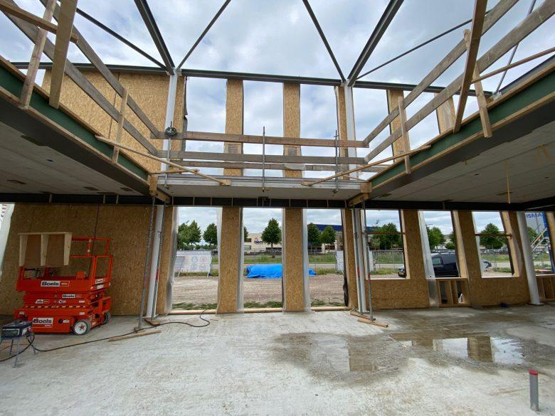 ITBB volg de bouw nieuwbouw Zwolle