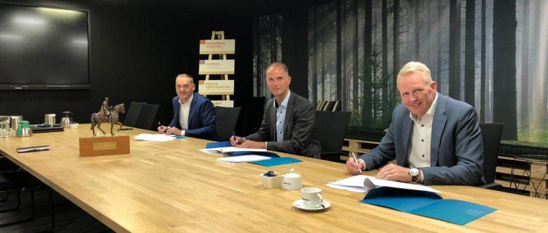 Handtekening gezet voor nieuw Innovatiecentrum Chemie en Engineering op Campus Groningen